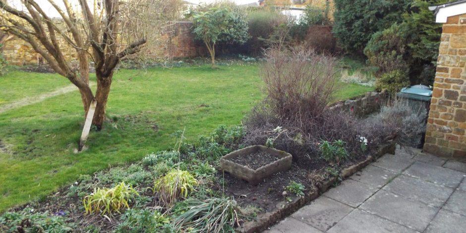 Lawn treatment Bodicote