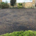 Brackley Lawn restoration