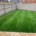 Brackley Lawn treatment